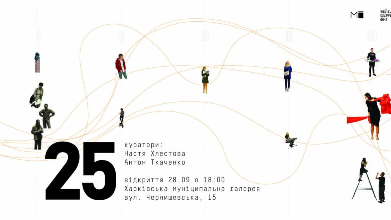 Проект «25». Кураторы Настя Хлестова и Антон Ткаченко